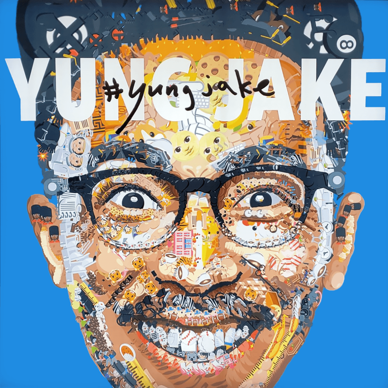 AT&T Yung Jake Collaboration